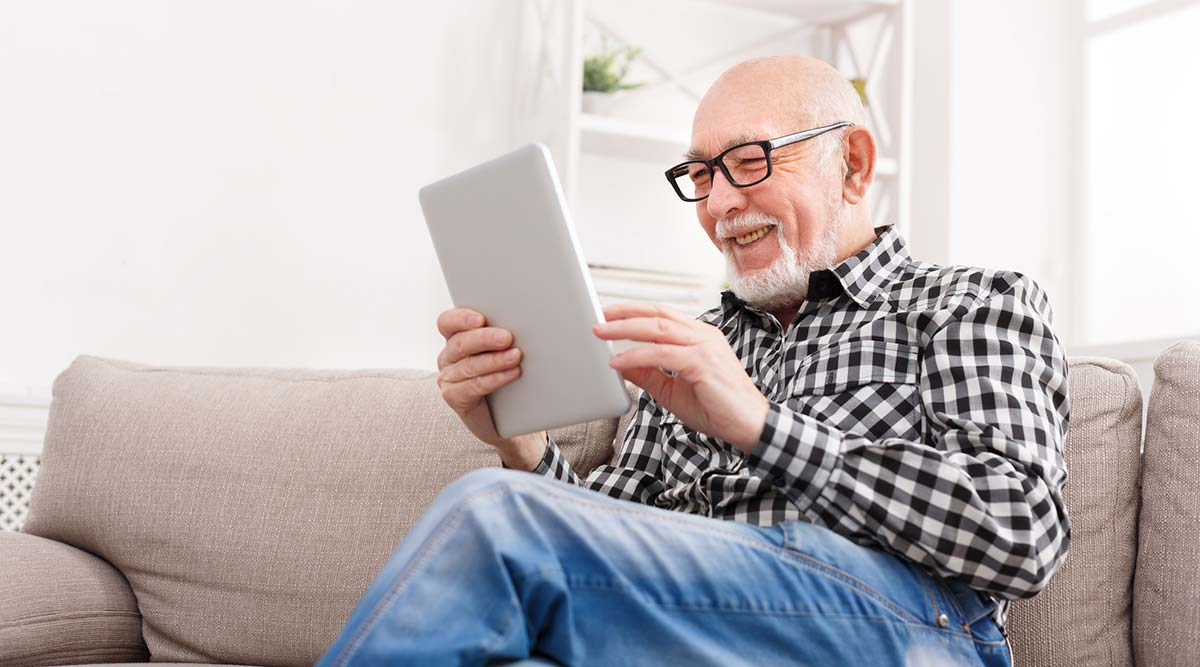 Technology for Seniors Caregivers