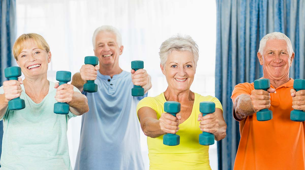 Exercises for Seniors to Stay Active