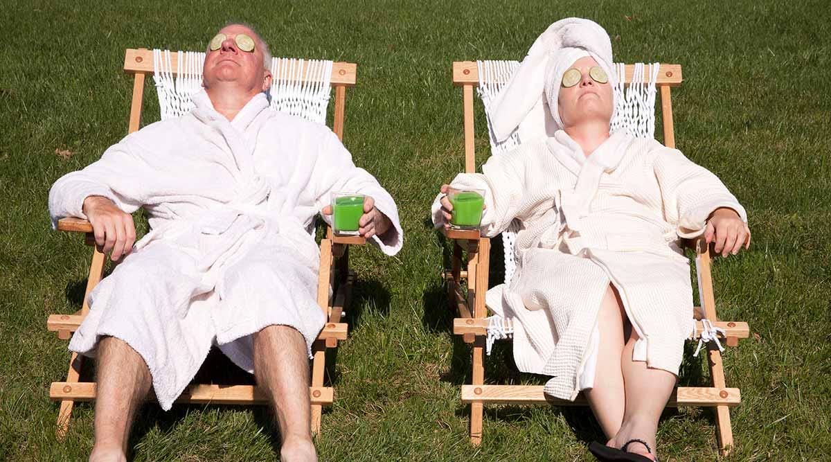 How to Brighten Seniors Day