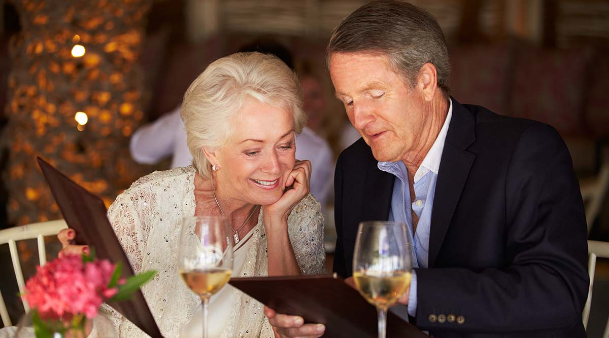 Tips for Senior Dating