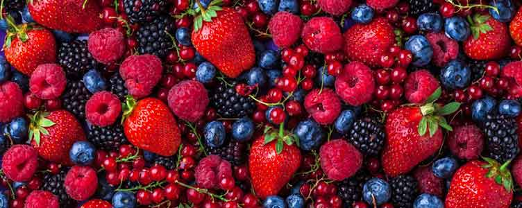 alzheimer's diet berries cherries plums
