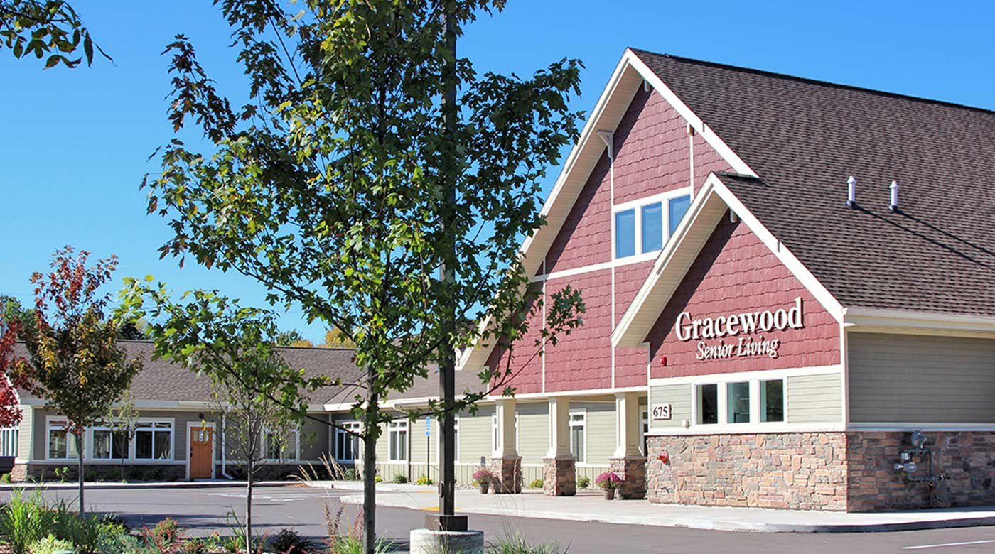Gracewood Advanced Assisted Living Memory Care of Lino Lakes MN