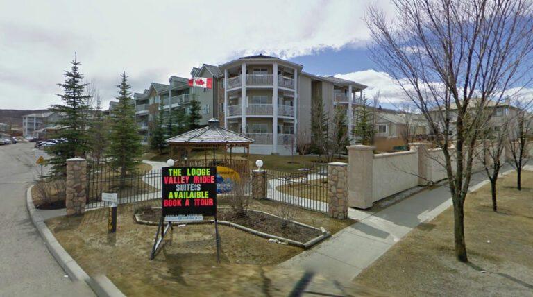 The Lodge at Valley Ridge Calgary AB