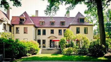The Mansion at Rosemont Bryn Mawr PA