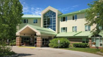 The Prince of Peace Retirement Residence Calgary AB