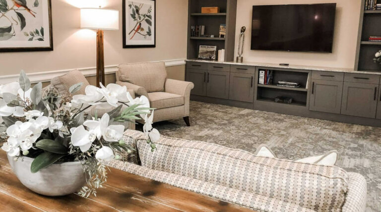 Traditions of Mill Creek Living Room