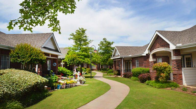 Village on the Park at Oklahoma City OK