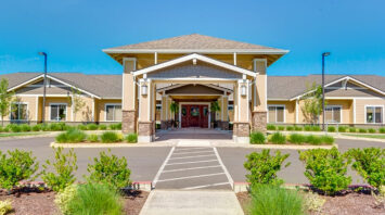 arbor oaks terrace memory care residence newberg or