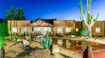 north scottsdale retreat az