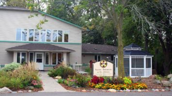 saint therese senior services at st odilia shoreview mn