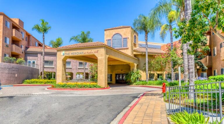 the meridian at anaheim hills ca