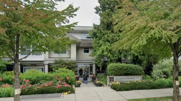 weinberg residence vancouver bc