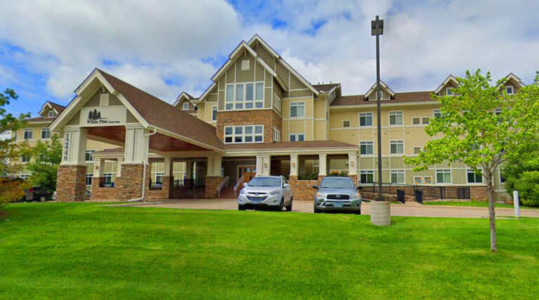 white pine advanced assisted living blaine mn