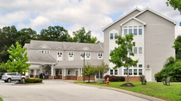 woodlands assisted living baltimore md