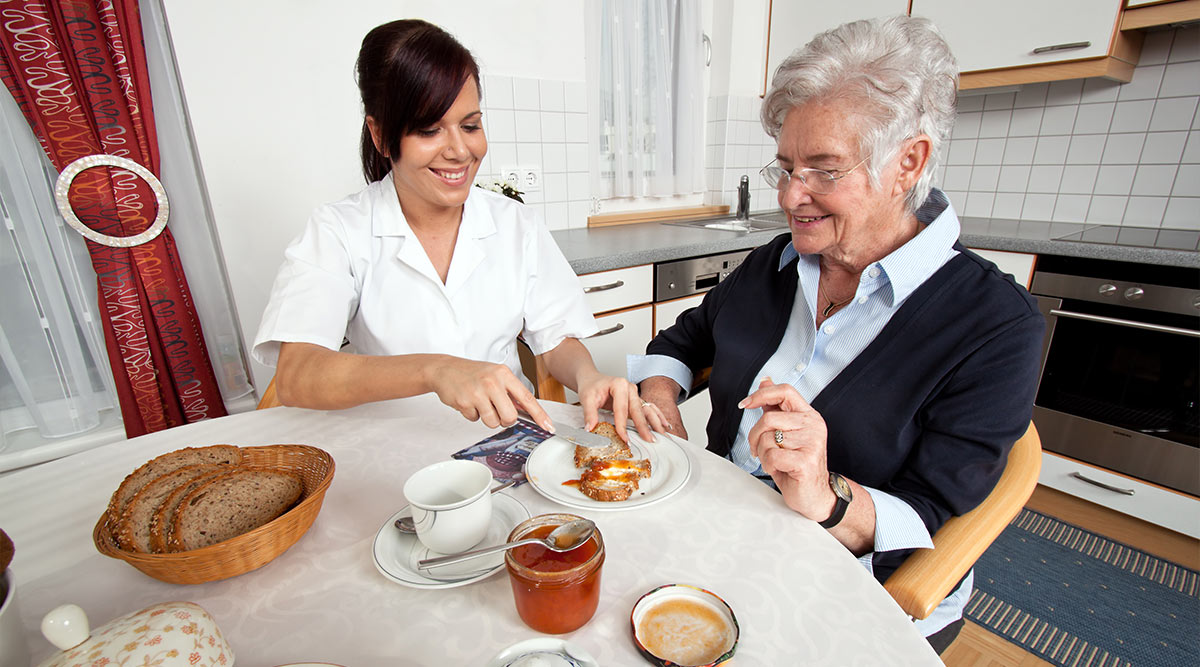 residential care home services