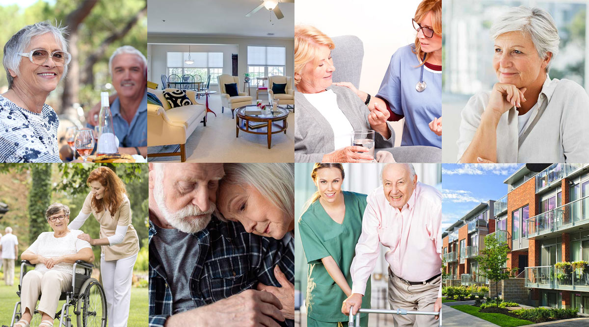 8 Senior Living Options Available